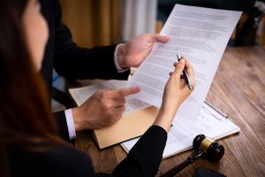 Preparing Docs for Personal Attorney